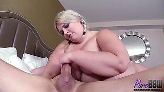 Tiffany Star Getting Pussy Clapped