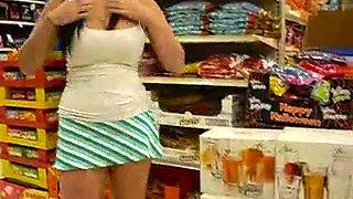 Supermarket fun
