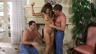 Crazy pornstar Alexandra Silk in fabulous dp, anal porn movie