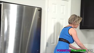 Busty Housewife vs Average Joe