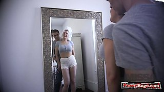 Hot sister hardcore and creampie