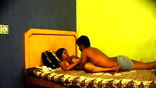 Exotic amateur lovers enjoying hot sex action on hidden cam