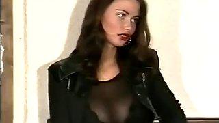 Veronica zemanova handjob