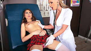 Nailed by the School Nurse
