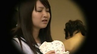 Crazy Japanese whore Koharu Yuzuki, Aika Nose, Mahiro Aine in Fabulous Public, Hidden Cams JAV video