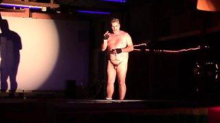 Nude Rocky Horror