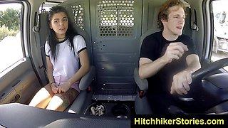HelplessTeens Gina Valentina face banged
