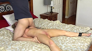 Two sisters roughly fucked roleplay with extreme ending
