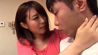 Aoyama Nana - Mother Nipple Erection [OKSN-188]