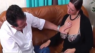 MONSTER TITS HORNY GERMAN HOUSEWIFE #1 -BsR