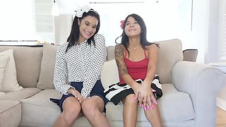 DaugterSwap - Daughters Fucked After Selling Panties