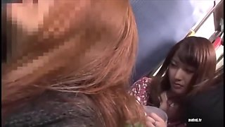 Lesbians Attack Young Woman On Bus Part 2