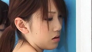 Horny Japanese girl Riri Kouda in Exotic Group Sex, Amateur JAV video