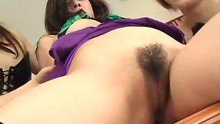 Incredible Japanese chick in Exotic Fingering, Lingerie JAV movie