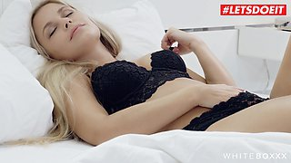 letsdoeit - hot blonde takes her horny lover's cock