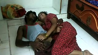 telugu couple romance late in the night