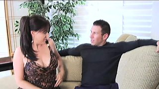 FetishNetwork Angelique cougar jerkoff