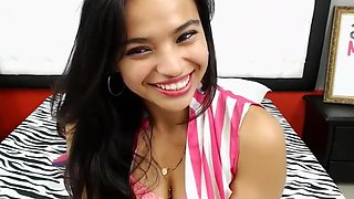Amazing amateur Filipina, College adult clip