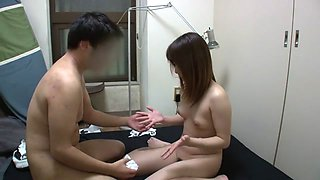 Arisu Hayase in Amateur Young Woman Will Be Loaned 40 part 2