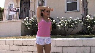 Teen Khloe Kush Takes Mandingo's BBC Balls Deep