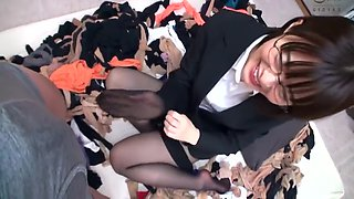 Horny Xxx Movie Pantyhose Greatest Will Enslaves Your Mind - Rika Shimazaki