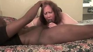 Black guy fucking slut wife