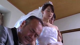 Japanese Wife Get Stripped Clothes By Her Husbands Boss