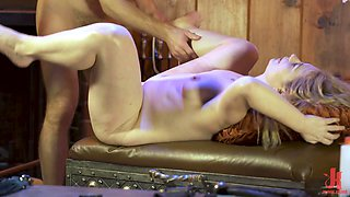 siouxsie was punished and fucked in the ass