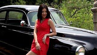 Korean model in Cebu part 1
