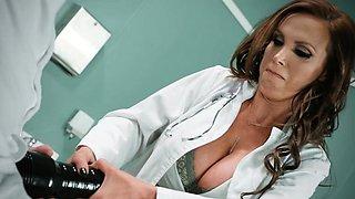 Brazzers - Doctor Adventures - Dick Stuck In