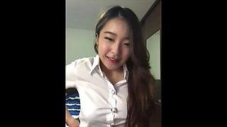 Thai girl horny