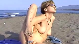 Naked Beach - Great Fisting