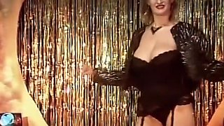 ACCEPTABLE IN THE 80s - vintage British bouncy boobs